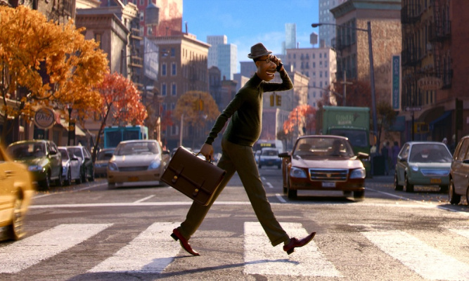 Original Content podcast: Pixar's 'Soul' offers a lively visit to pre-pandemic New York