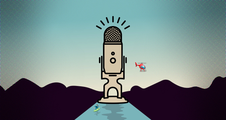 How I Podcast: Election Profit Makers' David Rees