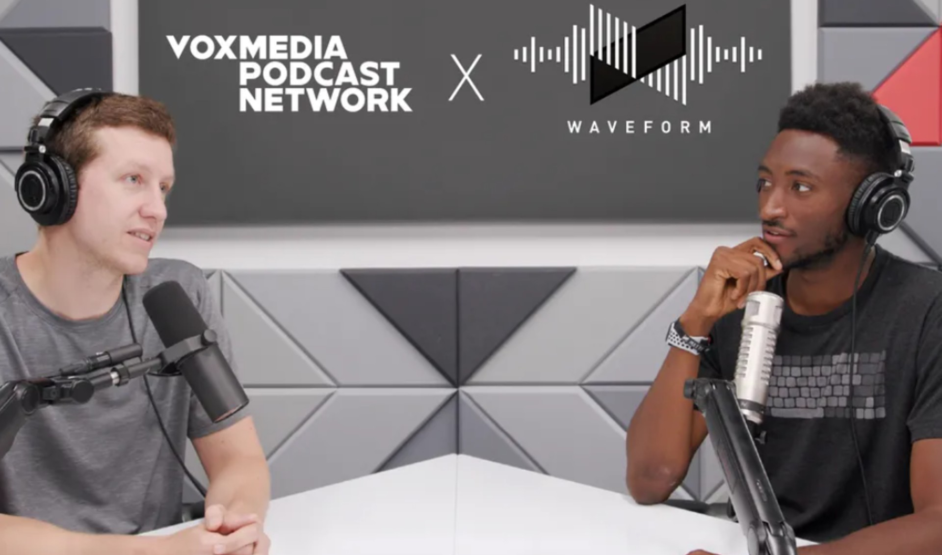 Marques Brownlee's 'Waveform' Podcast Moves To Vox's Network